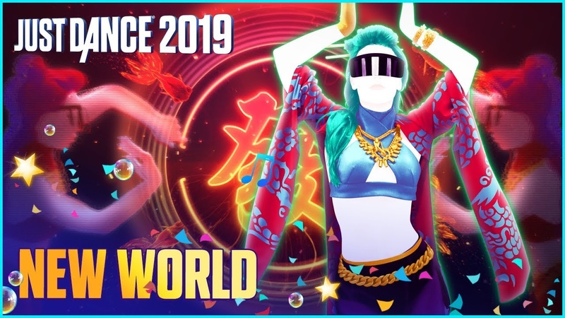 Just Dance 2019 New World by Krewella, Yellow Claw Ft. Vava   Official Track Gameplay [US]
