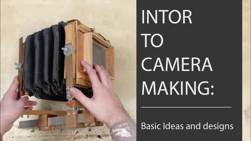 How to Make a Camera in a Home Machine Shop Part 1: Introduction.