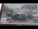 АвтоГродно на выезде из Гродно БМП раздавила легковушку