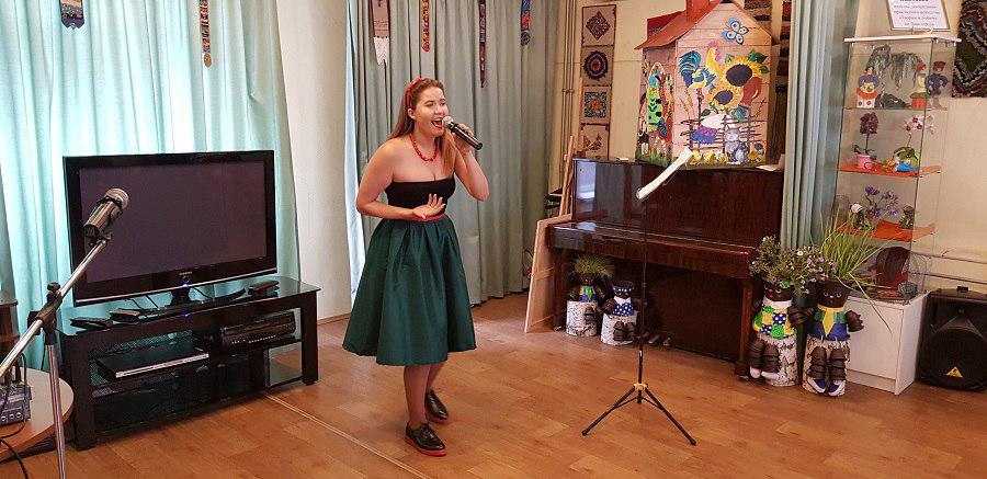 Концерт ко Дню города прошел в центре соцобслуживания «Лианозово»