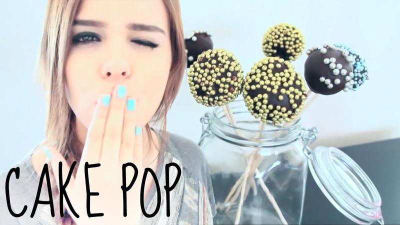 REGALA Cake Pops en NAVIDAD♥ (Hazlos Fácil) - Yuya