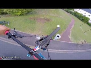 Разгон на велосипеде
