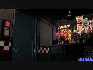 [SFM-FNaF] Jaws - Sayonara Maxwell Remix.mp4