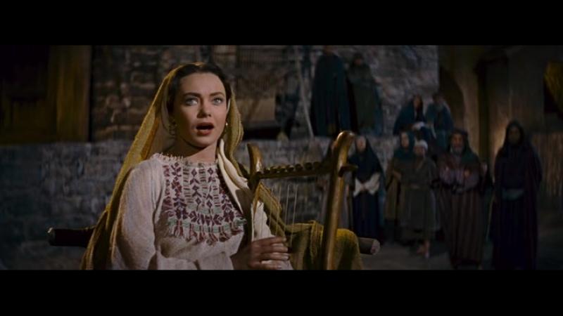 Плащаница (1953) / The Robe (1953)