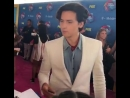 Cole Sprouse «Teen Choice Awards», 12.08.18
