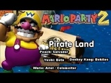Mario Party 2 Multiplayer 4 Players Pirate Land