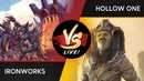 VS Live! | Ironworks VS Hollow One | Modern | Match 3