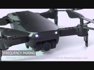 Teeggi M69 FPV Дрон с 720 P широкоугольный Wi-Fi Камера HD Складная RC Мини Quadcopter Вертолет VS VISUO XS809HW E58 X12 .