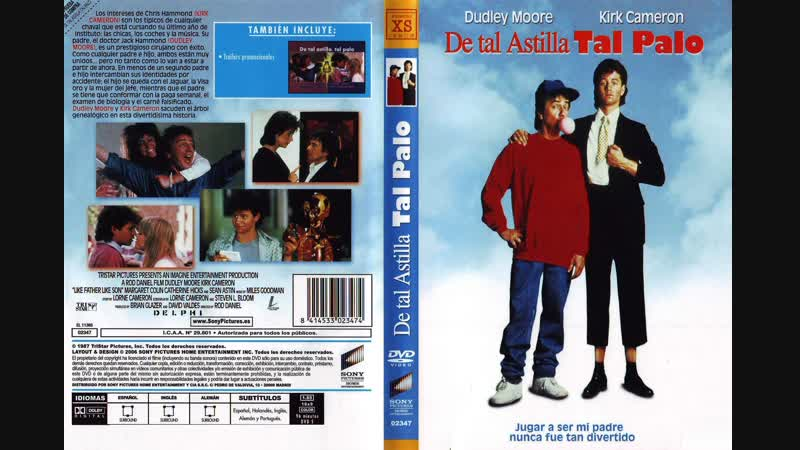 DE TAL ASTILLA TAL PALO - 1987
