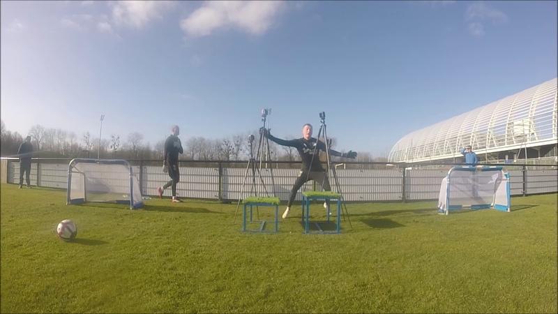 Goalkeeper training (spécifique gardien de but)