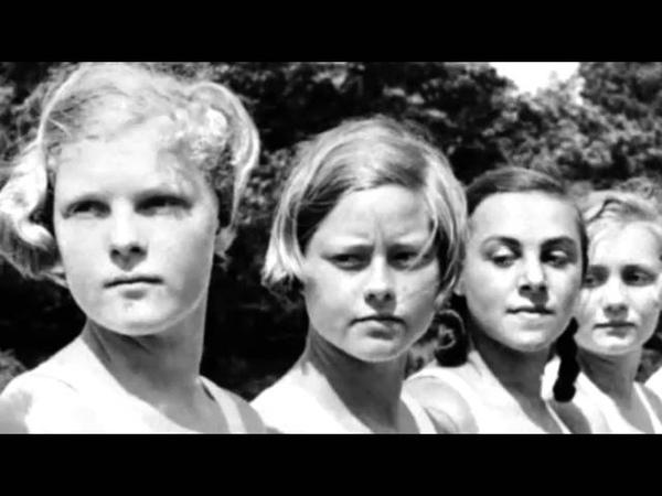 Адольф Гитлер о роли женщины в обществе (1936, рус. титры)