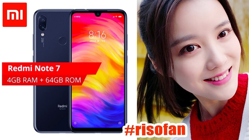 HOT 🎆 Xiaomi Redmi Note 7 4/64GB ✅ You Can Buy in Online Store (RisoFan💻)