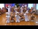 """Северный танец """"Увезу тебя я в тундру…"""". Средняя группа детсада № 160 г. Одесса 2017."""