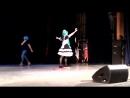 комедийное выступление косплей Хатсуне Мику
