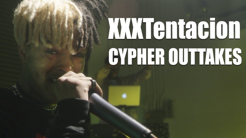 Unreleased Outtakes From XXXTentacion's 2017 XXL Freshman Cypher