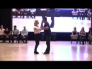 Arjay Centeno Victoria Henk 2nd place Jj Desert City Swing
