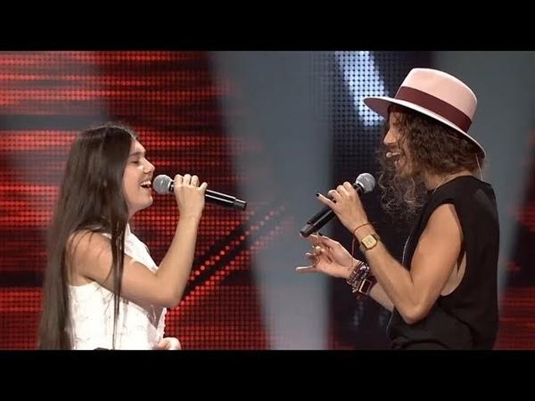 Sabina Mustaeva i Michał Szpak I Will Always Love You cover Whitney Houston