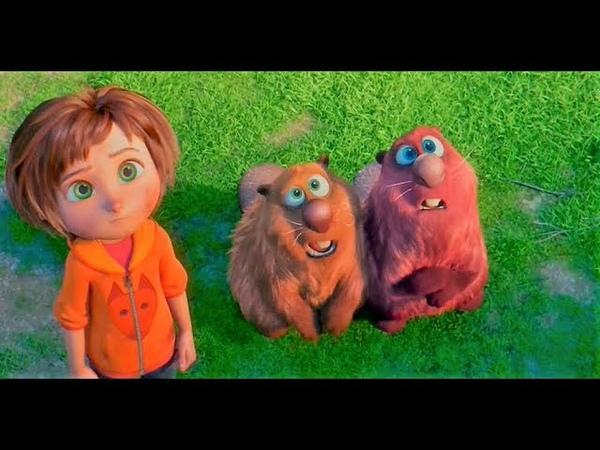 Wonder Park (Mini-Featurette) 'Meet Gus Cooper' via Nickelodeon