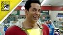 SDCC DAY 4 Shazam Speaks Aquaman Cast Surfaces DCTV Updates More
