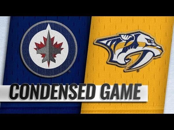 Winnipeg Jets vs Nashville Predators – Oct.11, 2018   Game Highlights   NHL 18/19   Обзор матча » Freewka.com - Смотреть онлайн в хорощем качестве