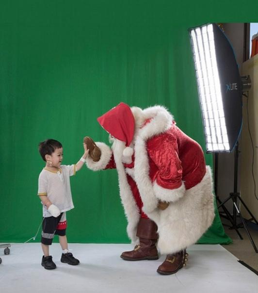 Карен Элсоп: подарить веру в будущее Австралийский фотограф и цифровой художник Карен Элсоп (aren Alsop) в рамках своего проекта «Рождественское желание» решил немного развеселить детей,