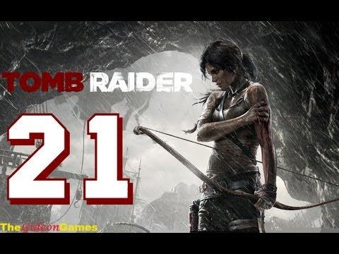 Прохождение Tomb Raider на Русском (2013) - Часть 21 (Полководец)
