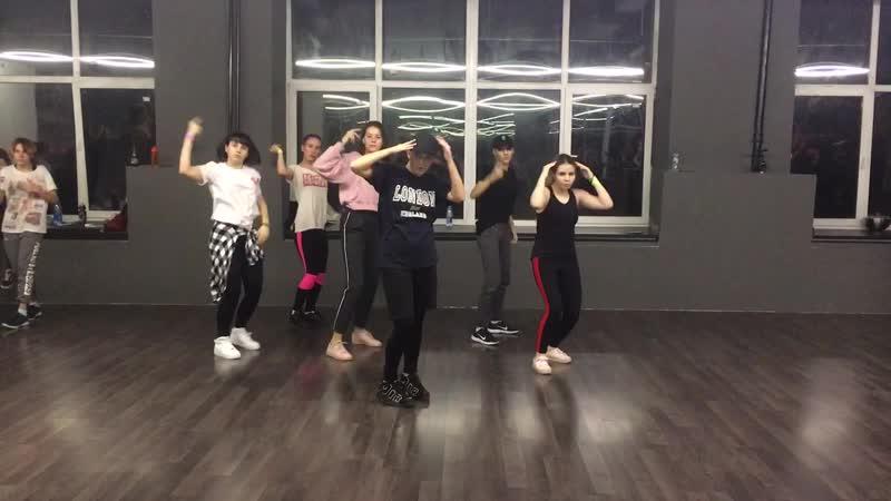 K-POP DANCE MARATHON / MASHA - EXO - Tempo (3)