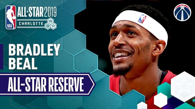 Best Of Bradley Beal 2019 All-Star Reserve | 2018-19 NBA Season