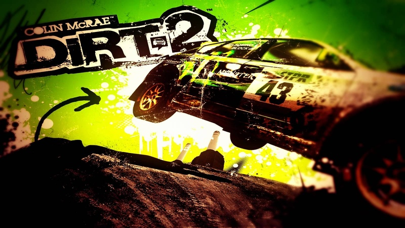 Colin McRae DiRT 2 - Soundtrack - Scars On Broadway - They Say