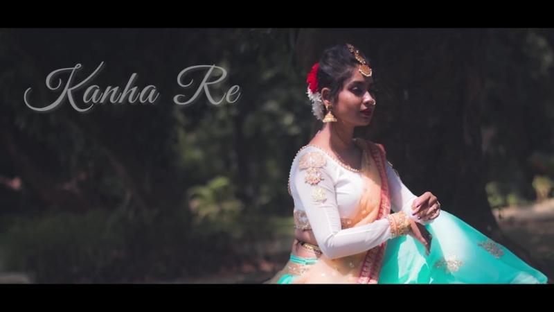 Kanha Re Video Song ¦ Neeti Mohan ¦ Shakti Mohan ¦ Mukti Mohan ¦ Dance Cover by Sadhwi