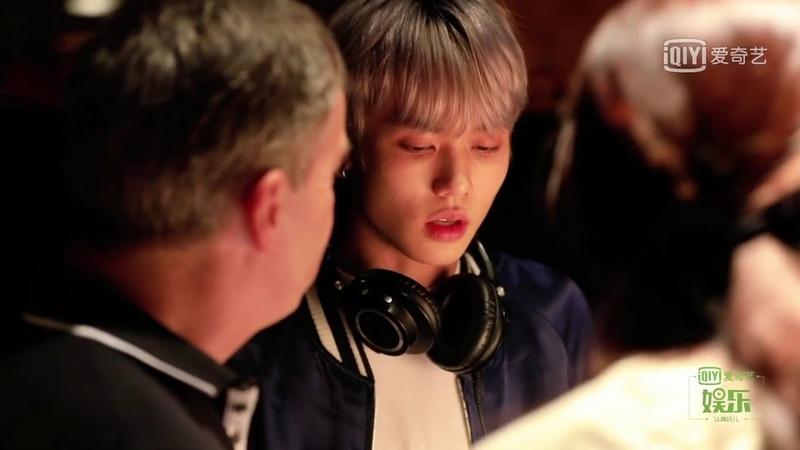 [VIP独家 EXCLUSIVE] 林彦俊Lin Yanjun 尤长靖You Zhangjing Perfect 录音室加长版 Ext. Studio Ver NINE PERCENT《花路之旅》花絮