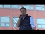 Паша техник & Навальный Live