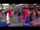 Хабиб Нурмагомедов и Человек паук Человек-паук принял ислам