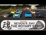 Video Option — 7s Day Meeting 2018 at Mobara Twin Circuit.