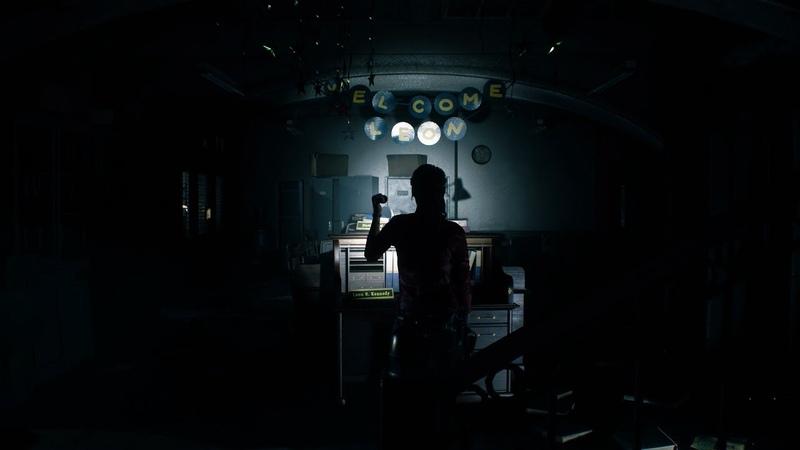 Resident Evil 2 Remake - Сюжетный трейлер (субтитры)
