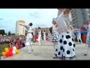 Народные танцы на празднике Лето Первомайское в Бобруйске