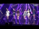 · Fancam · 180921 · OH MY GIRL Remember Me · KBS2 Music Bank ·