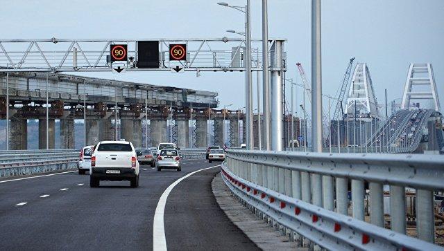 В МИД Польши отреагировали на открытие Крымского моста