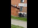 Школьница упала со 2-го этажа в Юрге