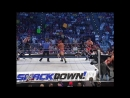 Lesnar and Undertaker vs. Big Show and FBI SmackDown 05.29. 2003