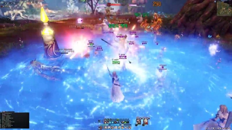 [Astellia Online] PvP Zone Getting Zerged Wiped - Level 32 Ranger