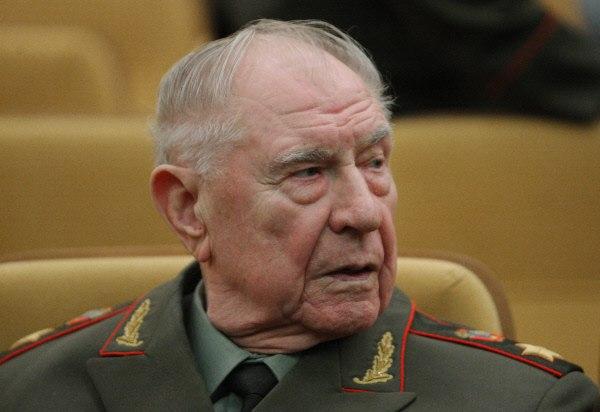 Последний маршал Советского Союза.