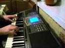 7-40 Семь сорок на Yamaha psr-1000