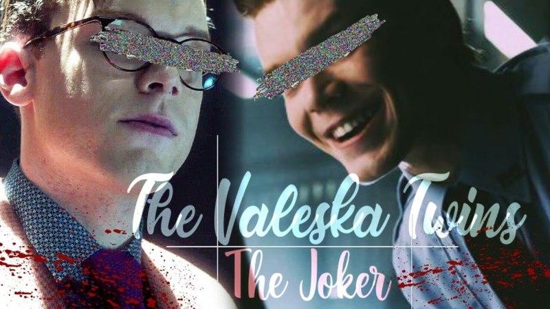 Jerome Jeremiah Valeska ♔ The Valeska Twins | The Joker(s)