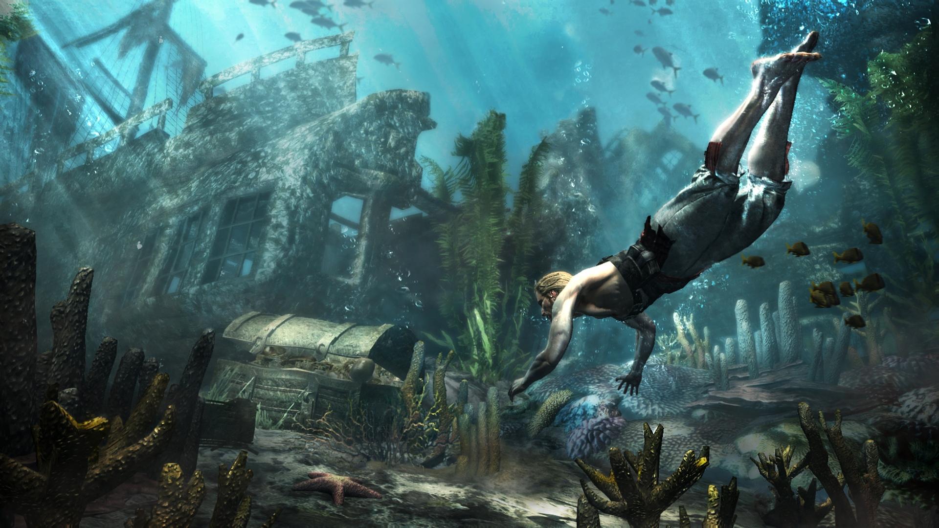 Скриншот игры Assassins Creed 4 Black Flag