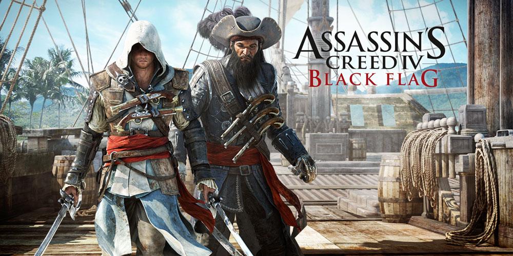 Купить Assassins Creed 4 Black Flag