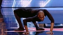 Contortionist Twisty Troy James SHOCKED The Judges on America's Got Talent 2018