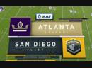 AAF 2019 / Week 02 / Atlanta Legends - San Diego Fleet / EN