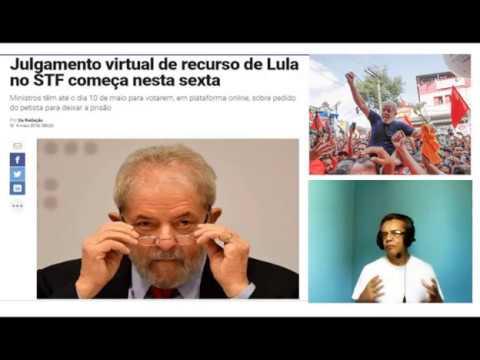 STF começa a analisar recurso que pode soltar Lula a qualquer momento,.