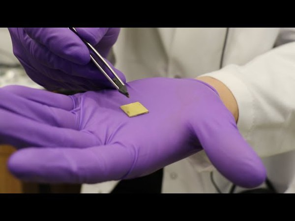 Nanoscale 3D Printing Technique Uses Photochemistry and Micro-Pyramids to Build Better Biochips
